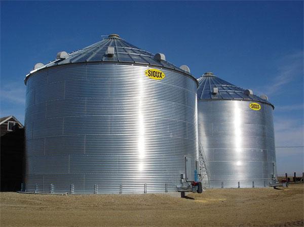 Sioux Steel Farm Bins